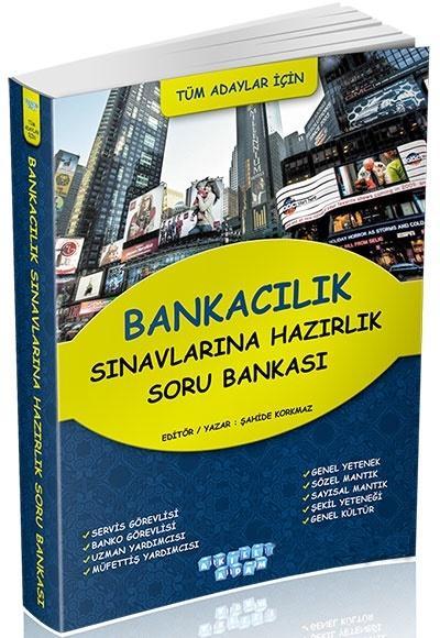 Akıllı Adam Bankacılık Sınavlarına Hazırlık Soru Bankası Tüm Adaylar İçin