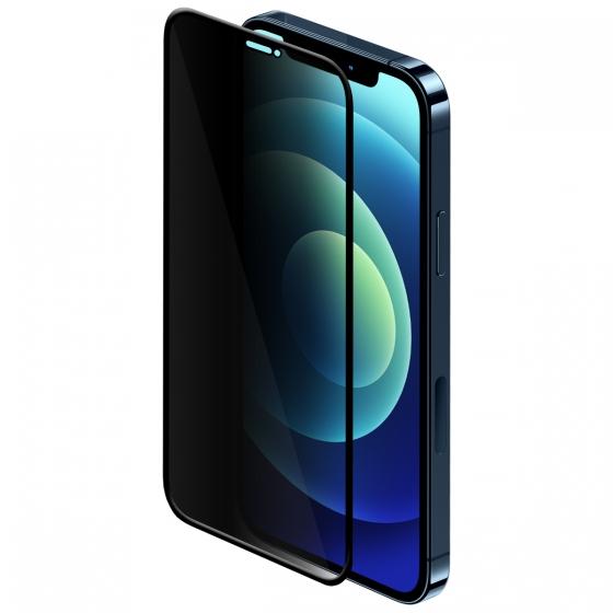 Buff iPhone 12 Mini 5D Privacy Ekran Koruyucu