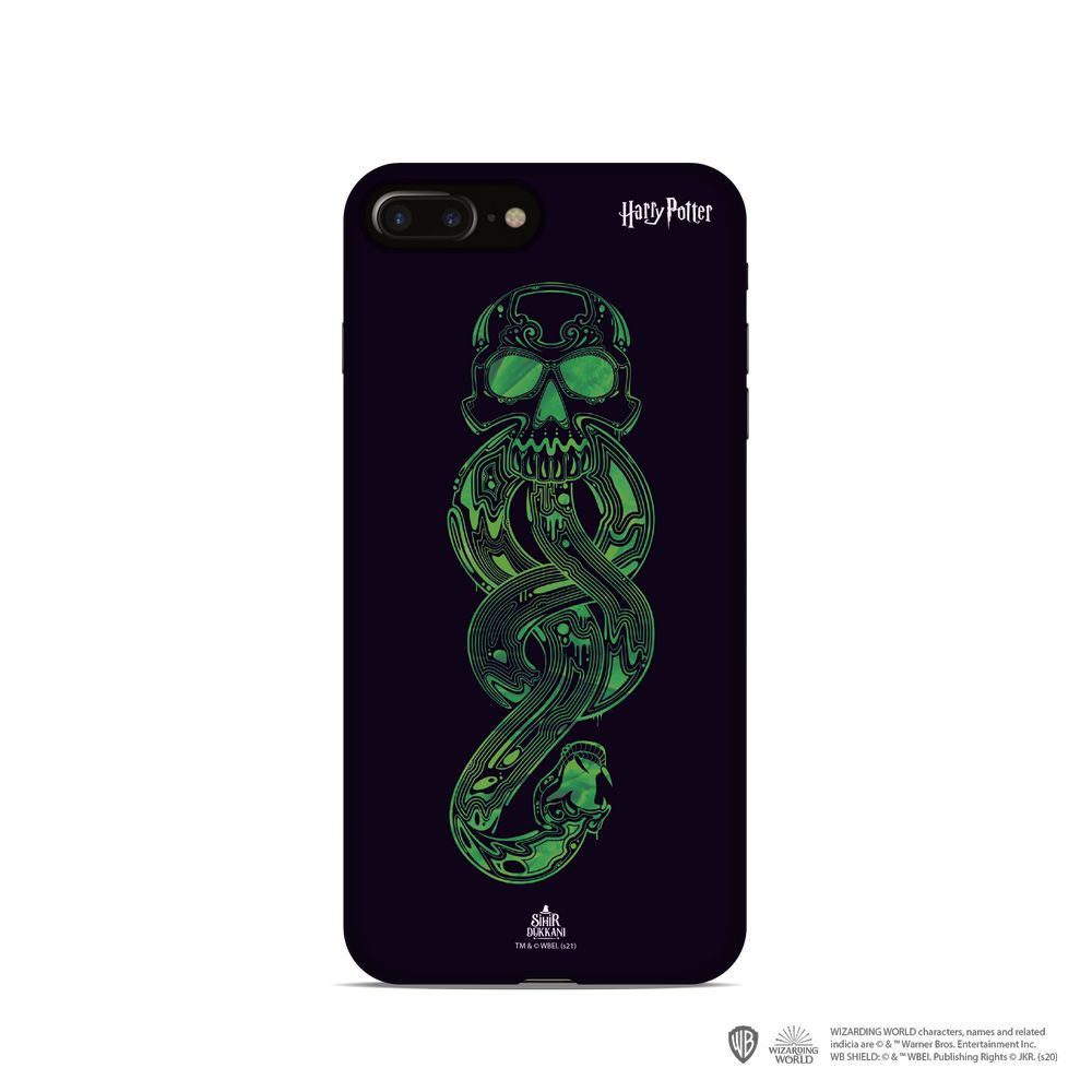 Harry Potter Telefon Kılıfı - Death Eaters iPhone 8 SE