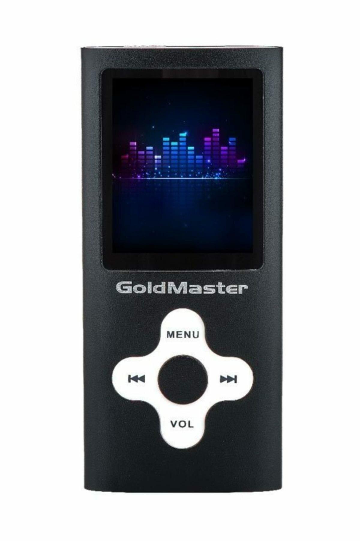 Gold Master MP3-224 8 GB Hafızalı MP3 Çalar