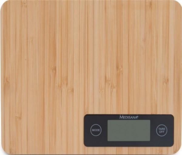 Medisana 48430 Bambu Mutfak Terazisi