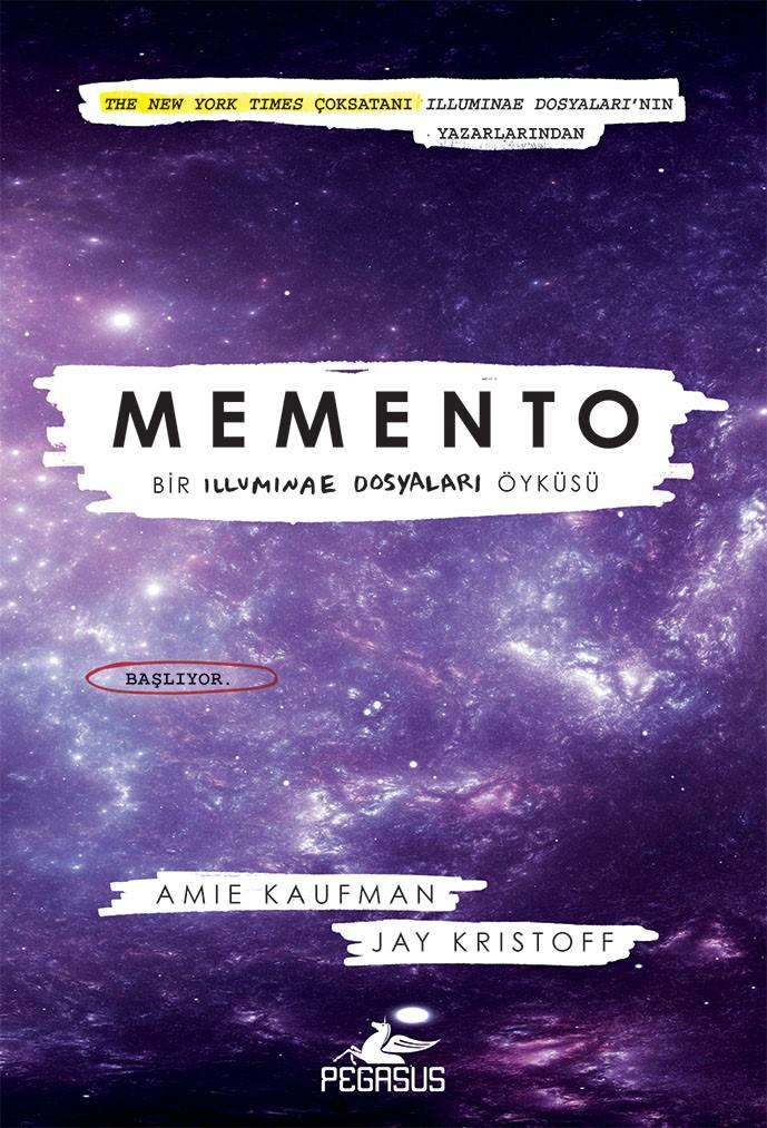 Memento - Bir Illuminae Dosyaları Öyküsü  (Ciltli)