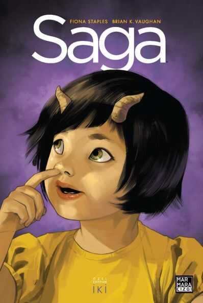 Saga Cilt - 2 (Özel Edisyon Sert Kapak)