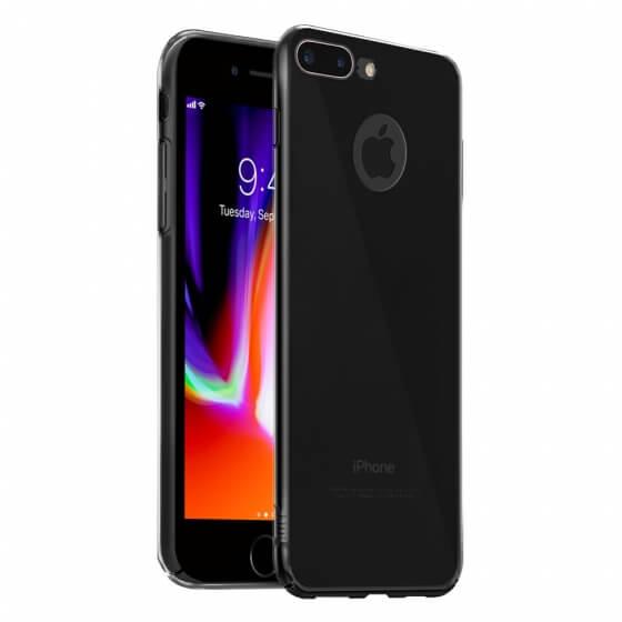 Buff iPhone 8 Plus Slim Fit Kılıf Crystal Clear