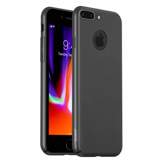 Buff iPhone 8 Plus Slim Fit Kılıf Space Gray