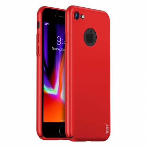 Buff iPhone 8 Slim Fit Kılıf Red