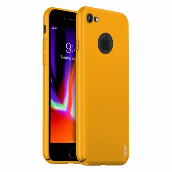 Buff iPhone 8 Slim Fit Kılıf Yellow