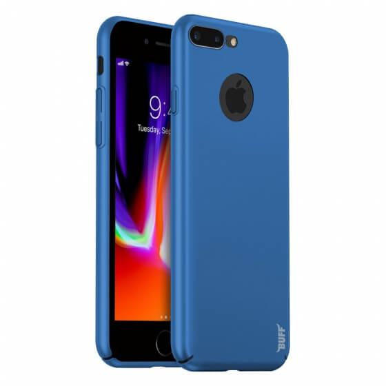 Buff iPhone 8 Plus Slim Fit Kılıf Blue