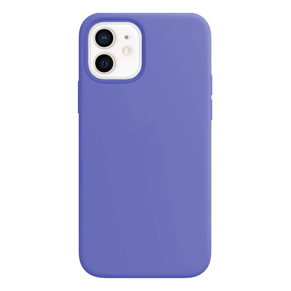 Buff iPhone 12 / 12 Pro Rubber S Kılıf Lily
