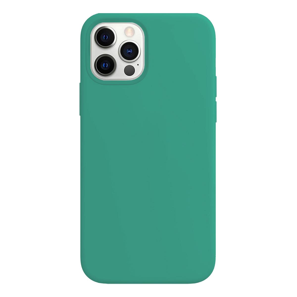 Buff iPhone 12 Pro Max Rubber S Kılıf Cornflower