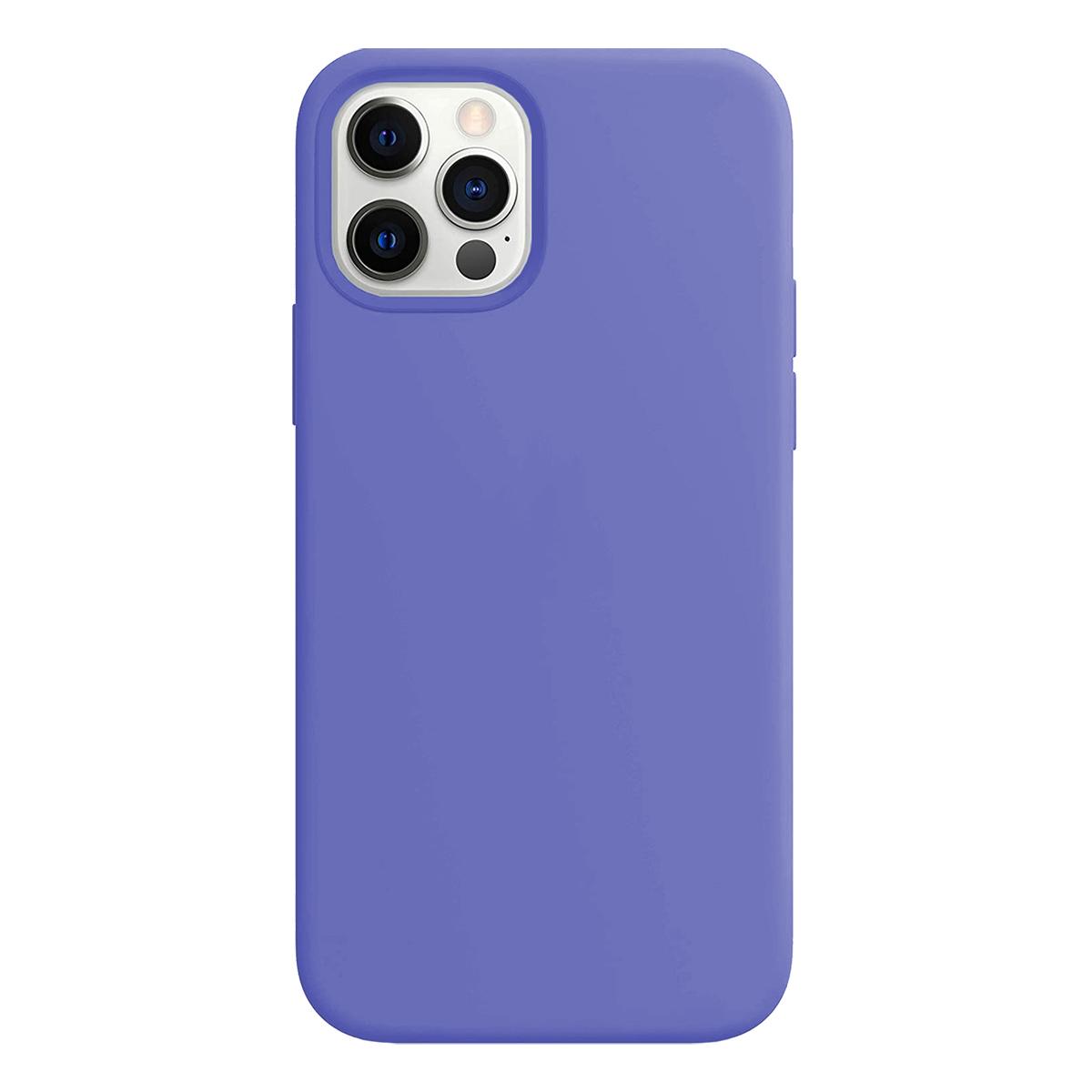 Buff iPhone 12 Pro Max Rubber S Kılıf Lily