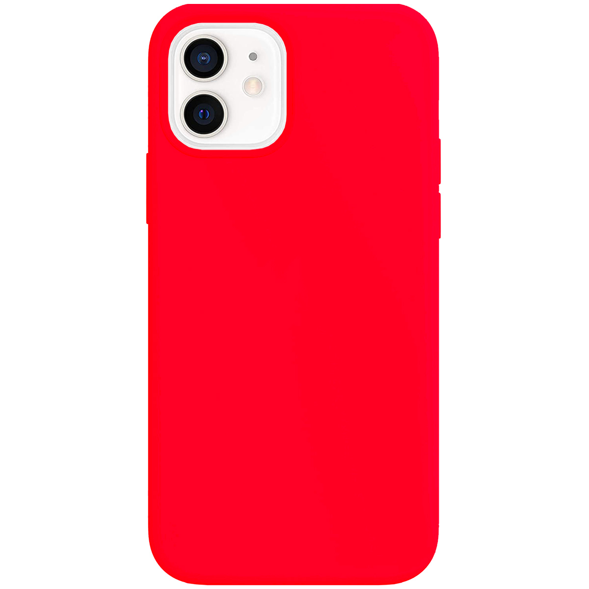 Buff iPhone 11 Rubber S Kılıf Neon Pink