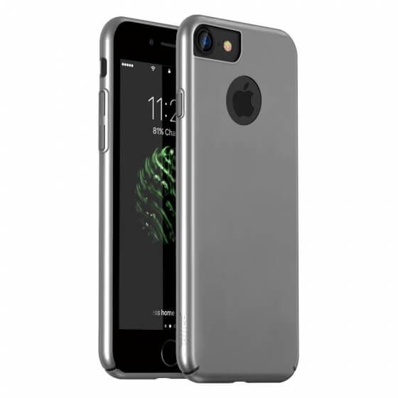 Buff iPhone 7 Slim Fit Kılıf Silver