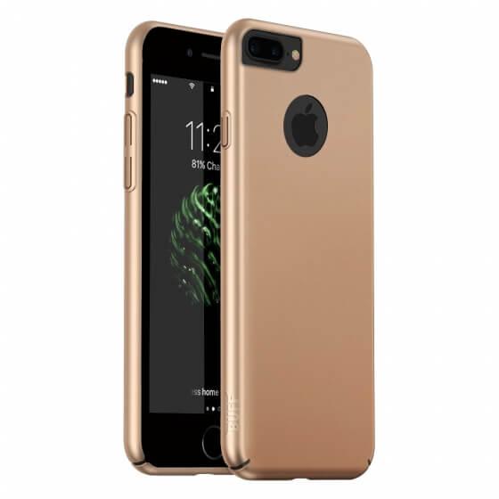 Buff iPhone 7 Plus Slim Fit Kılıf Gold