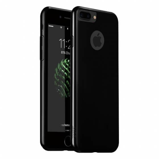Buff iPhone 7 Plus Slim Fit Kılıf Jet Black