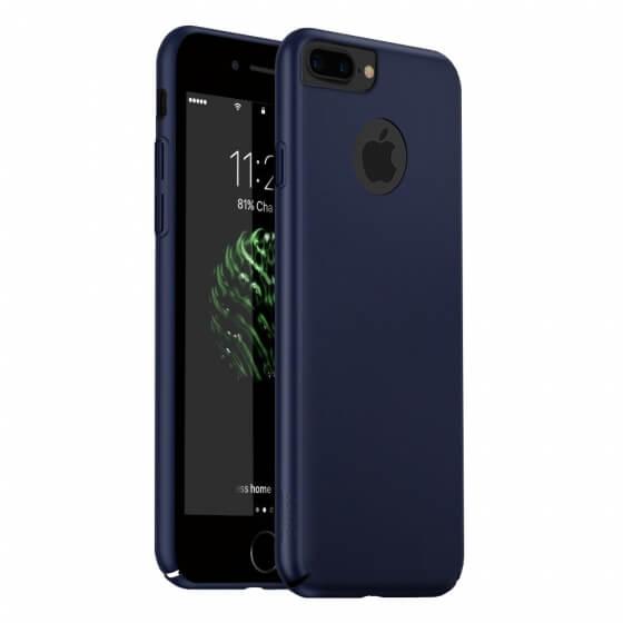 Buff iPhone 7 Plus Slim Fit Kılıf Dark Blue