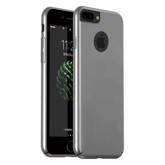 Buff iPhone 7 Plus Slim Fit Kılıf Silver