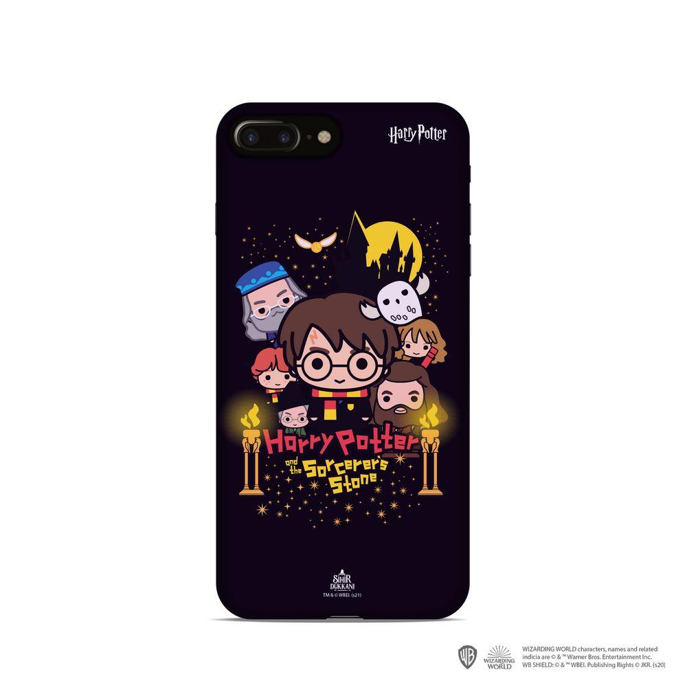 Harry Potter Telefon Kılıfı - Sorcerer's Stone iPhone 8 SE