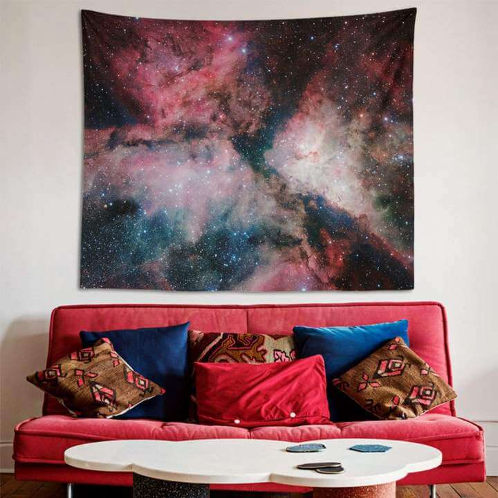 Carina Nebula I Duvar Örtüsü
