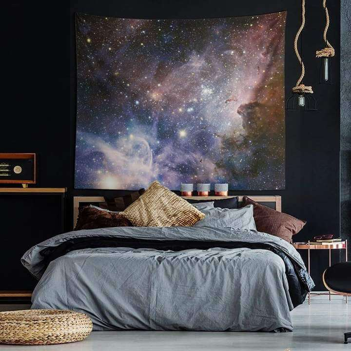 Carina Nebula II Duvar Örtüsü