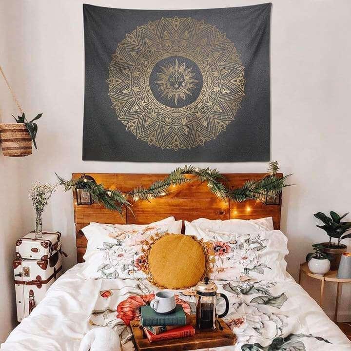 Mandala Sun