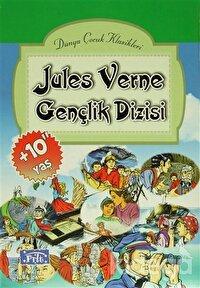 Dünya Çocuk Klasikleri Jules Verne Gençlik Dizisi (10 Kitap Takım)