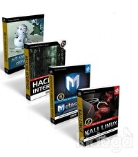Global Hacking ve Güvenlik Seti (4 Kitap Takım)