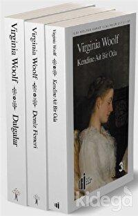 Virginia Woolf Seti (3 Kitap Takım)