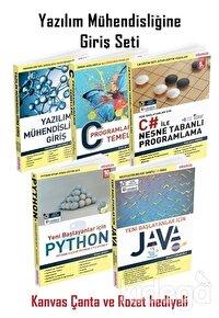 Yazılım Mühendisliğine Giriş Seti (5 Kitap Takım)
