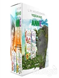 Yeşilin Kızı Anne (4 Kitap Takım)