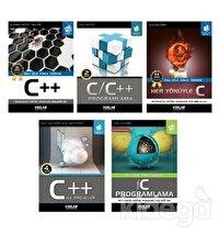 C/C++ Programlama Seti 2 (5 Kitap Takım)