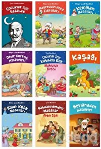 Türk Çocuk Klasikleri Seti (9 Kitap Takım)