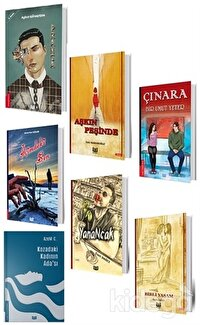 Aşk Romanları Seti (7 Kitap Takım)