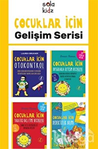 Çocuklar İçin Gelişim Serisi (4 Kitap Takım)