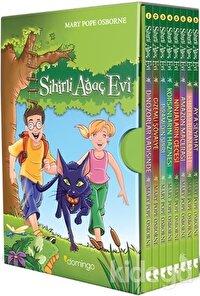 Sihirli Ağaç Evi Kutulu Set (8 Kitap Takım)