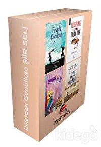 Dillerden Gönüllere Şiir Seli (4 Kitap Takım)