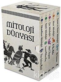 Maya Mitolojik Kitaplar Seti (5 Kitap Takım)