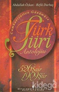 Cumhuriyetten Günümüze Türk Şiiri Antolojisi (5 Cilt+ 1 CD ROM)