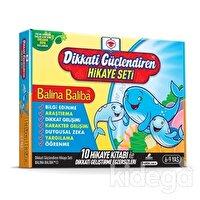 Balina Baliba ile Dikkatimizi Güçlendirelim (10 Kitap Takım)
