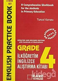 English Practice Book Grade-4 A Comprehensive Workbook for the Students in Primary Education İlköğretim Araştırma Kitabı
