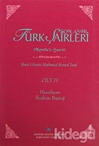 Son Asır Türk Şairleri - Cilt 4