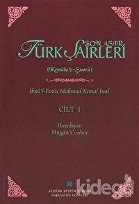 Son Asır Türk Şairleri - 5 Cilt Takım