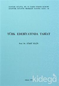 Türk Edebiyatında Tabiat
