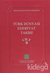 Türk Dünyası Edebiyat Tarihi Cilt: 9