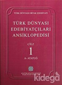 Türk Dünyası Edebiyatçıları Ansiklopedisi (8 Cilt Takım)