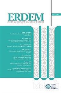 Erdem Atatürk Kültür Merkezi Dergisi Sayı: 71-72 2017