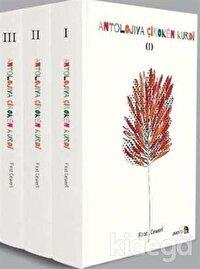 Antolojiya Çiroken Kurdi (3 Kitap Takım)