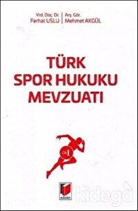 Türk Spor Hukuku Mevzuatı Cilt: 1