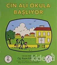 Cin Ali Okula Başlıyor