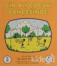 Cin Ali Çocuk Bahçesinde